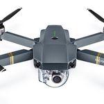 DJI Mavic Pro 4K Drohne (Quadrocopter) inkl. 1 Akku für 722,87€ (statt 973€)