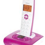 Audioline Pro 280 Schnurlos-Telefon mit AB für 12,98€ (statt 23€)