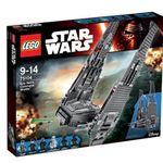 Schnell? Lego Star Wars – Kylo Ren's Command Shuttle für 63,98€ (statt 88€)