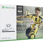 Xbox One S 500GB + Fifa 17 + Forza Horizon 3 + Rise of the Tomb Raider für 285€ (statt 353€)