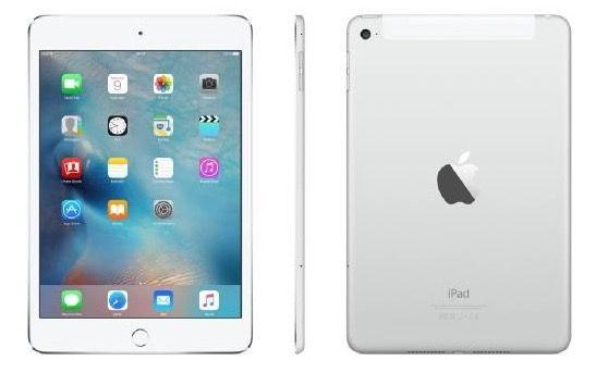 iPad mini 4 Wi Fi + Cellular 16GB für 379€ (statt 414€)