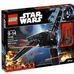 Lego Star Wars 75156 – Krennics Imperial Shuttle für 66€ (statt 79€)
