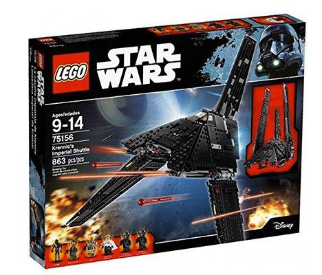 Bildschirmfoto 2016 11 08 um 10.30.33 Lego Star Wars 75156   Krennics Imperial Shuttle ab 63,99€ (statt 79€)
