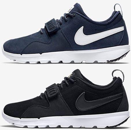 Bildschirmfoto 2016 11 08 um 10.49.05 Nike SB Trainerendor Leder Sneaker für 53,19€ (statt 66€)