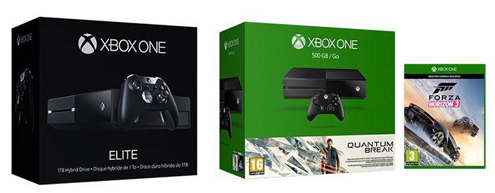 Xbox One Sale bei Microsoft UK   z.B. Xbox One 1TB Elite für 225€ (statt 329€)