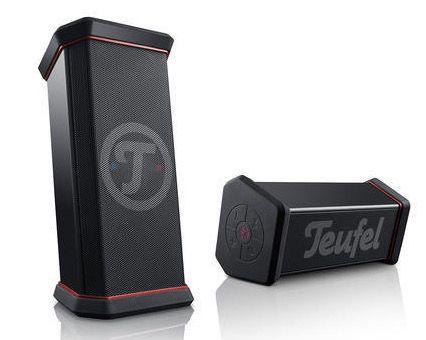 Teufel Rockster XS Bluetooth Lautsprecher für 174,14€ (statt 205€)