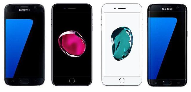 Vodafone Smart XL mit 3GB LTE für 39,99€mtl. + Galaxy S7 oder iPhone 7 ab 1€