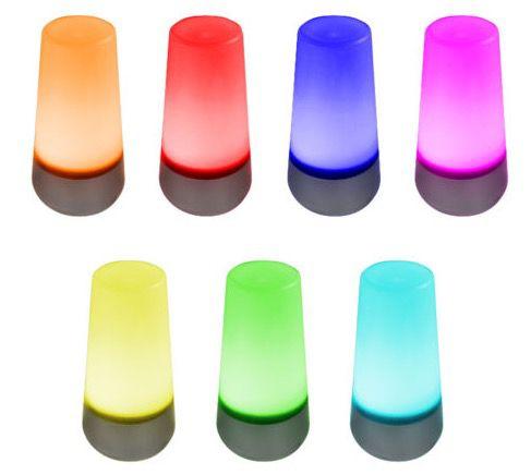 2er Set LED Stimmungslicht mit Farbwechsel für 11,99€ (statt 15€)
