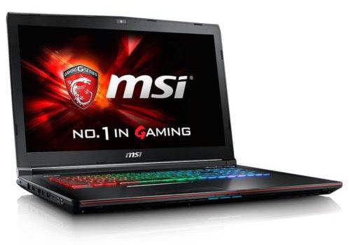 MSI GE72 6QE81   17,3 Zoll Full HD Gaming Notebook für 1.016€ (statt 1.229€)