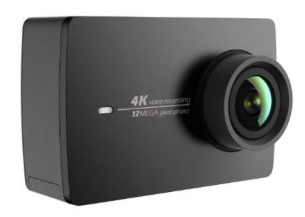 Bestpreis! Xiaomi YI II 4K Action Cam mit WLAN für 168,57€ (statt 201€)