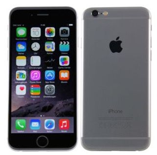 Apple iPhone 6 refurb. 64GB [B Ware] für 319,90€