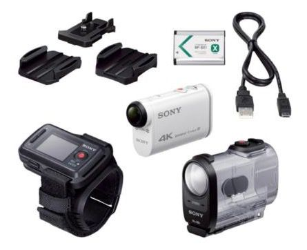 Sony FDR X1000VR 4K Action Cam für 283,54€ (statt 316€)
