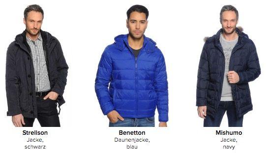 50% auf Jacken & Mäntel bei Dress for less + 20% Gutschein   z.B. Tommy Hilfiger Parka für 141€ (statt 174€)