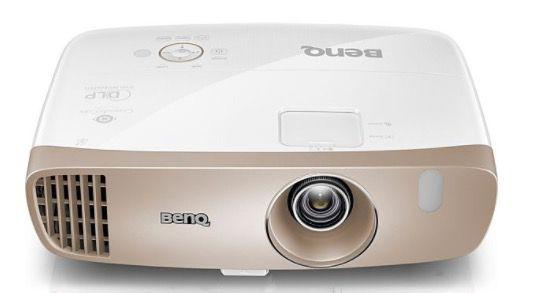 BenQ W2000 3D Full HD DLP Projektor für 799€ (statt 927€)