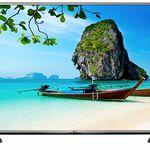 LG 55UH605V – 55 Zoll UHD Fernseher mit DVB-T2 ab 559,20€ (statt 619€)