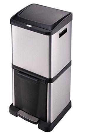Homestyle Öko Tower Mülleimer für 39,90€ (statt 53€)   16 Liter & 18 Liter!