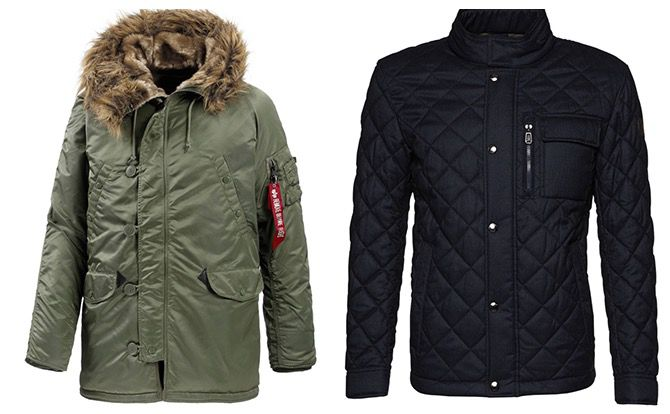 Knaller! 15% auf ALLE Marken Jacken @ About You ab 75€ + VSK frei   z.B. Alpha Industries Parka 169€ (statt 194€)