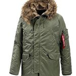 Knaller! 15% auf ALLE Marken Jacken @ About You ab 75€ + VSK-frei – z.B. Alpha Industries Parka 169€ (statt 194€)