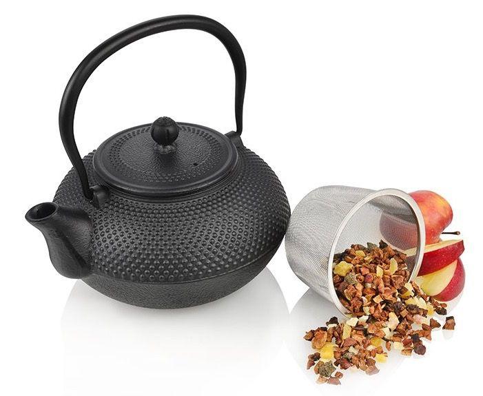 Sänger Gusseisen Teekanne 1,25 Liter + Teesieb für 19,99€ (statt 27€)