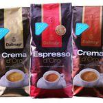 3kg Dallmayr d'Oro Probierpaket Kaffeebohnen für 25,49€ (statt 30€)