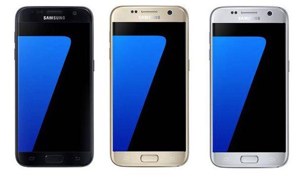 Samsung Galaxy S7 mit 32 GB für 396€ (statt 444€)