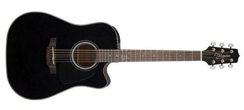 Takamine GD30CE BLK Black Gitarre für 289€ (statt 391€)