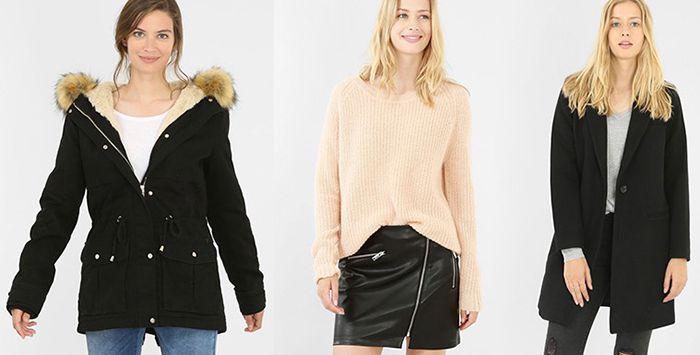 20% auf ausgewählte Winter Kleidung bei Pimkie   z.B. Mantel oder Parka für je 52€