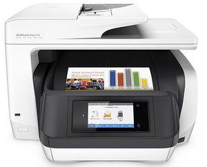 HP Officejet Pro 8720 Tintenstrahl Multifunktionsdrucker für 139€ (statt 158€)