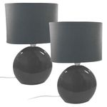2er Set Nachttischlampen E14 40W für 19,99€ (statt 28€)