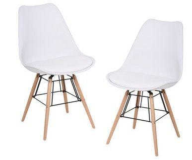 2er Pack Butik Consilium Beech Stühle für 108,90€ (statt 140€)