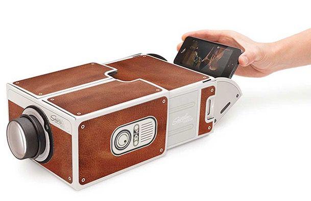Creative Smartphone Projector 2.0 für 10,28€
