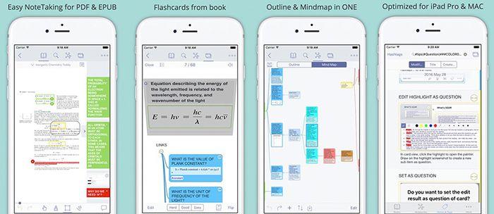 MarginNote Pro (iOS) heute gratis (statt 7,99€)   Effiziente PDF & EPUB App