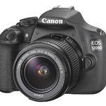 Canon EOS 1200D + 18-55mm Objektiv + 16GB Eyefi Speicherkarte für 299€ (statt 380€)