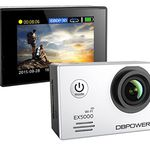 Dbpower EX5000 WIFI Full HD Actioncam für 38,49€ (statt 50€)
