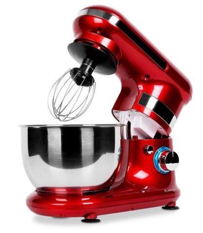 Bildschirmfoto 2016 11 17 um 08.58.51 Klarstein Serena Rossa Küchenmaschine 600W ab 63,74€ (statt 85€)