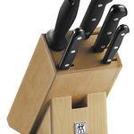 Zwilling Twin Gourmet 31666-000 Messerblock 6-teilig für 82,95€ (statt 97€)
