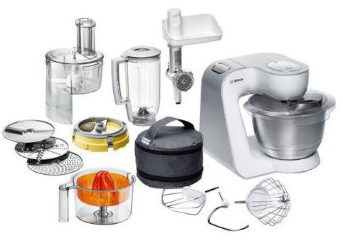 Bosch MUM 54251 Styline Küchenmaschine für 224,10€ (statt 250€)