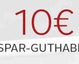 10€ OTTO Spar Guthaben dank kurzer Umfrage   nur für Bestandskunden!