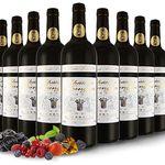 9 Flaschen Château Danglas Minervois Probierpaket für 39€