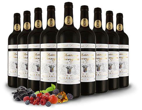Bildschirmfoto 2016 11 17 um 15.48.39 9 Flaschen Château Danglas Minervois Probierpaket für 39€
