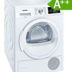 Siemens WT45W460 Wärmepumpentrockner 7kg A++ für 479€ (statt 559€)