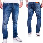 Jack & Jones Clark Regular Straight Fit Jeans für 34,90€ (statt 45€)