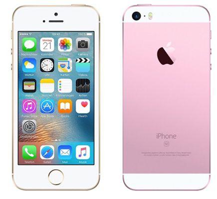 Bildschirmfoto 2016 11 18 um 09.01.01 iPhone SE 16GB wie neu für 339,90€ (statt 407€)   nur Gold & Roségold