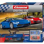 Kaufhof: Carrera Digital 132 Racing Spirit Rennbahn für 249,99€ (statt 319€)
