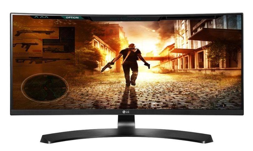 Schnell! LG 29UC88   29 Zoll Curved UltraWide WQHD Monitor für 305€ (statt 441€)