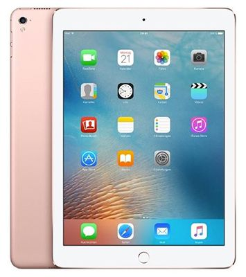 Apple iPad Pro 9.7 128GB WiFi + 4G Roségold für 777€ (statt 829€)