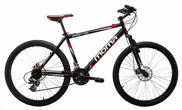 Moma Sale   z.B. Bikes mit Shimano Schaltung ab 129,90€ bei vente privee