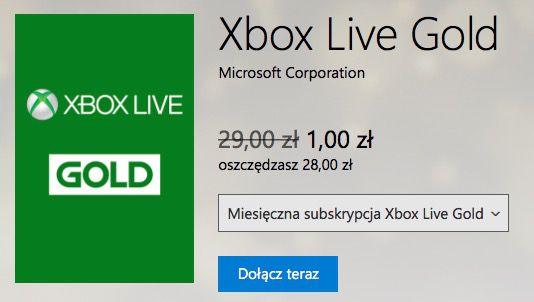 Bildschirmfoto 2016 11 18 um 12.46.46 Xbox Live Gold 1 Monat für 0,23€   nur ohne aktives Abonnement machbar!