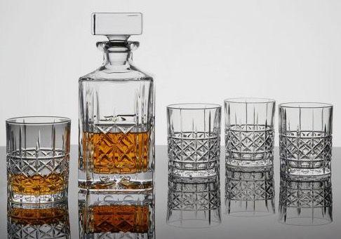 Nachtmann Whisky Gläser Set 5 teilig für 28,85€ (statt 72€)