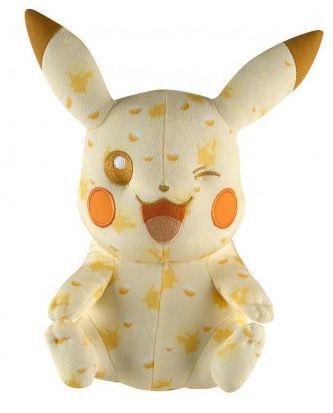 Plüsch Pikachu zwinkernd 25cm für 14,94€ (statt 23€)